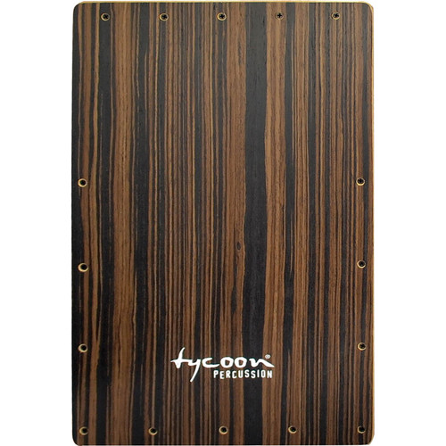 Tycoon Percussion Master Handcrafted Pinstripe Front Plate Replacement for TKHC-29T1 Cajon