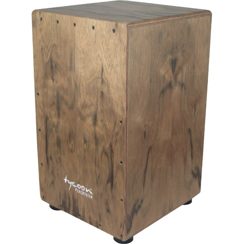 Tycoon Percussion Legacy Series Pacific Walnut Cajon
