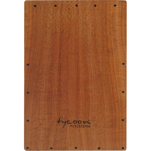 Tycoon Percussion Legacy Series Lacewood Front Plate Replacement for TKLE-29LCW Cajon