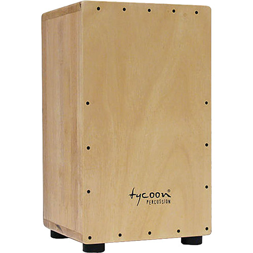 Tycoon Percussion 29 Series Solid Wood Siam Oak Cajon