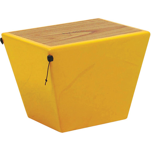 Tycoon Percussion Quinto Cajon (Yellow)