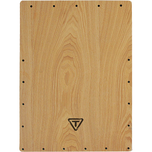Tycoon Percussion Replacement Front Plate for TKRB-35NAA Cajon (American White Ash)