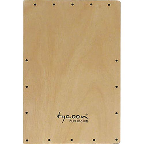 Tycoon Percussion Siam Oak Front Plate Replacement for TKRE-29 Cajon