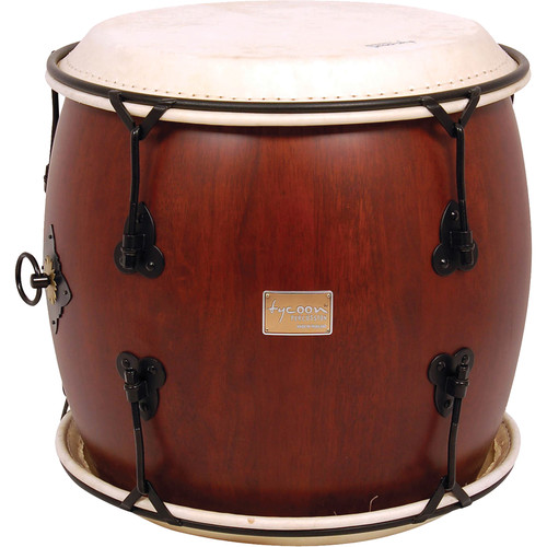 "Tycoon Percussion 20"" Nagado Daiko (Ancient Mahogany)"