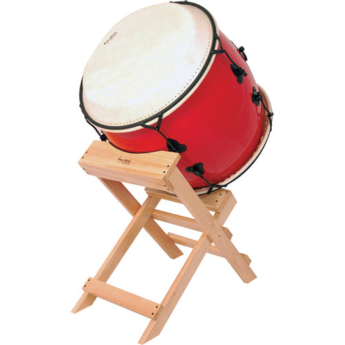 "Tycoon Percussion 20"" Nagado Daiko (Red)"