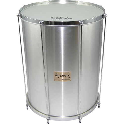 "Tycoon Percussion 16"" Aluminum Surdo"