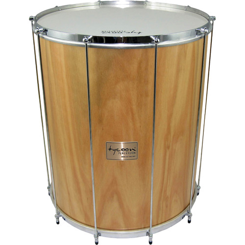 "Tycoon Percussion 18"" Wooden Surdo"
