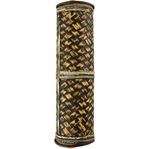 Tycoon Percussion Rattan Bamboo Shaker (Large)