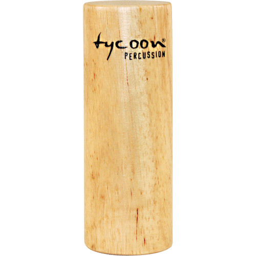 Tycoon Percussion Round Wood Shakers (Large)