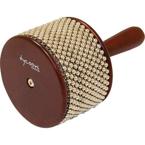 Tycoon Percussion Cabasa (Brown, Large)