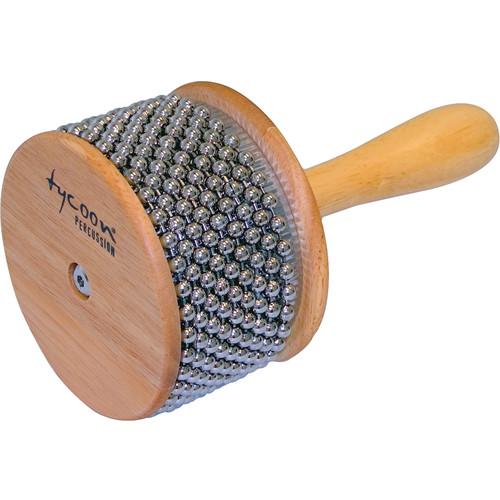 Tycoon Percussion Cabasa (Natural, Medium)