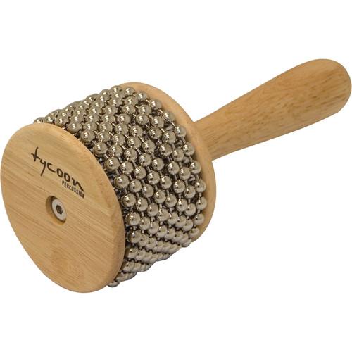 Tycoon Percussion Cabasa (Natural, Small)
