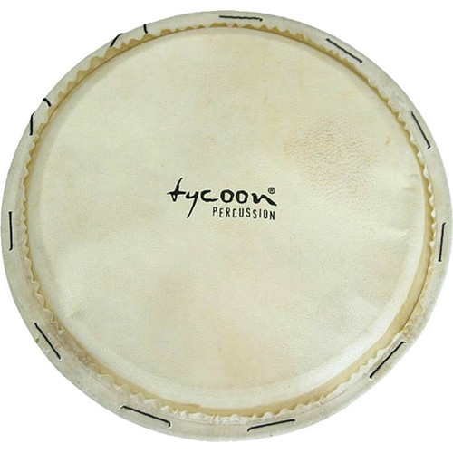 "Tycoon Percussion Traditional Series Djembe 13"" Replacement Head"