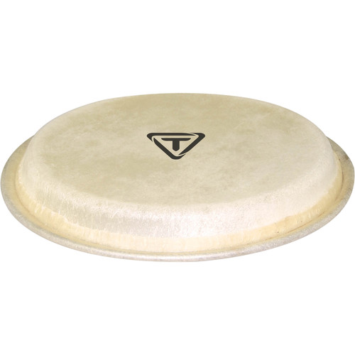 """Tycoon Percussion Untucked Goat Skin Djembe Head for 13"""" Rope-Tuned Djembe"""