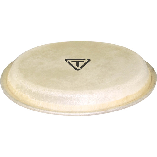 "Tycoon Percussion Untucked Goat Skin Djembe Head for 14"" Rope-Tuned Djembe"