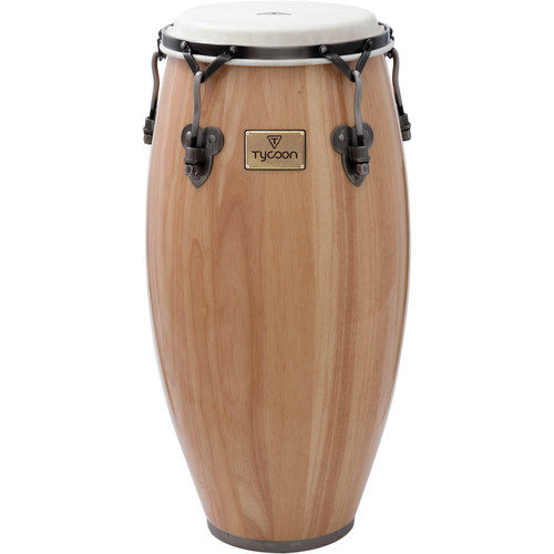 """Tycoon Percussion 10"""" Signature Classic Series Requinto (Natural)"""