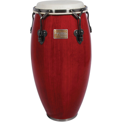 "Tycoon Percussion 11"" Signature Classic Series Quinto (Red)"