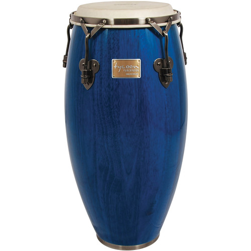 "Tycoon Percussion 11"" Signature Classic Series Quinto (Blue)"
