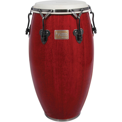 "Tycoon Percussion 12.5"" Signature Classic Series Tumba (Red)"