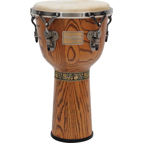 "Tycoon Percussion 12"" Signature Grand Series Djembe"