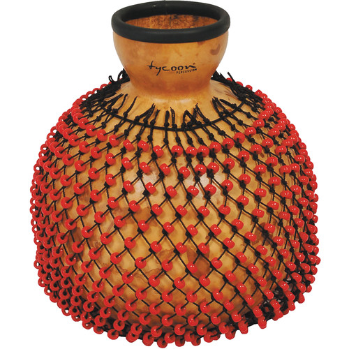 Tycoon Percussion Natural Gourd Shekere (Small)