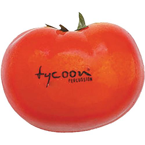 Tycoon Percussion Veggie Shaker (Tomato)