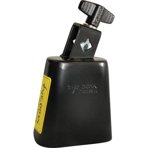 "Tycoon Percussion 3.5"" Mountable Cowbell (Black Powder Coated)"