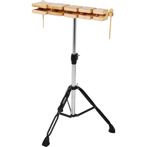 Tycoon Percussion Temple Wood Block Set