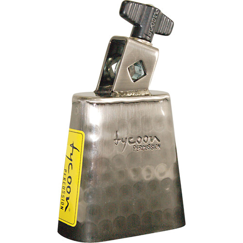 "Tycoon Percussion 3.5"" Mountable Cowbell (Hand Hammered)"