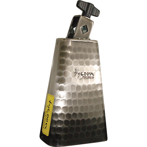 """Tycoon Percussion 6"""" Mountable Cowbell (Hand Hammered)"""