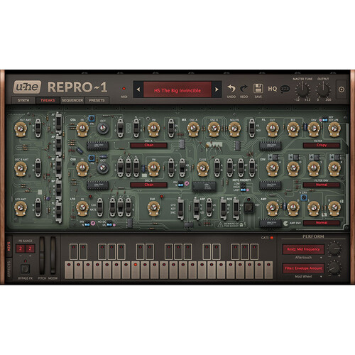 u-he Repro - Two Classic Software Synth Plug-Ins (Download)