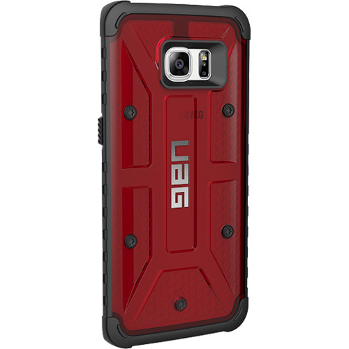 UAG Composite Case for Galaxy S7 edge (Magma)