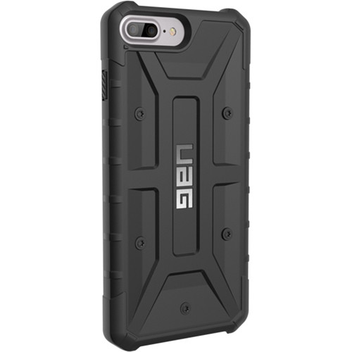 Urban Armor Gear Pathfinder Case for iPhone 6 Plus/6s Plus/7 Plus/8 Plus (Black)
