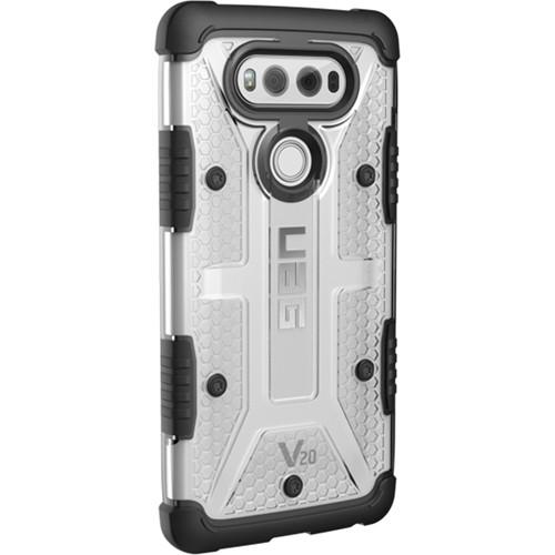 Urban Armor Gear Plasma Case for LG V20 (Ice)