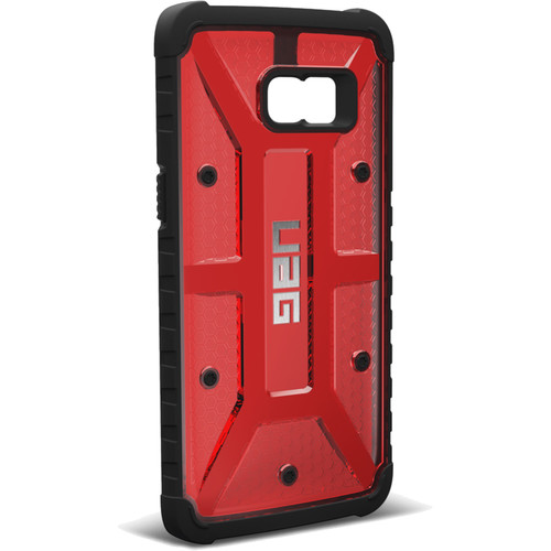 Urban Armor Gear Composite Case for Galaxy S6 edge+ (Magma I Red)