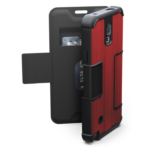 Urban Armor Gear Folio Case for Galaxy Note 4 (Rogue)