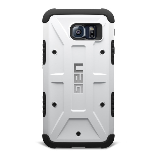 Urban Armor Gear Composite Case for Galaxy S6 (White)