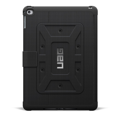 Urban Armor Gear Scout Folio Case for iPad Air 2 (Black)