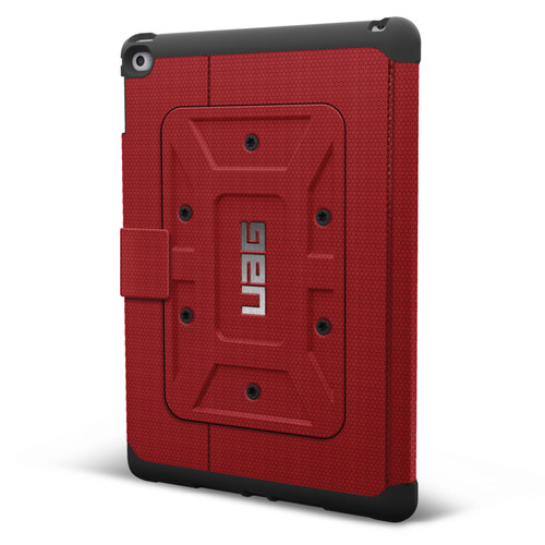 Urban Armor Gear Rogue Folio Case for iPad Air 2 (Red)