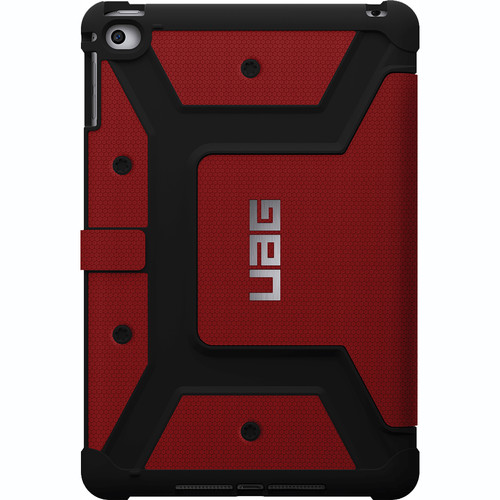 Urban Armor Gear Folio Case for iPad mini 4/mini 4 Retina (Red)