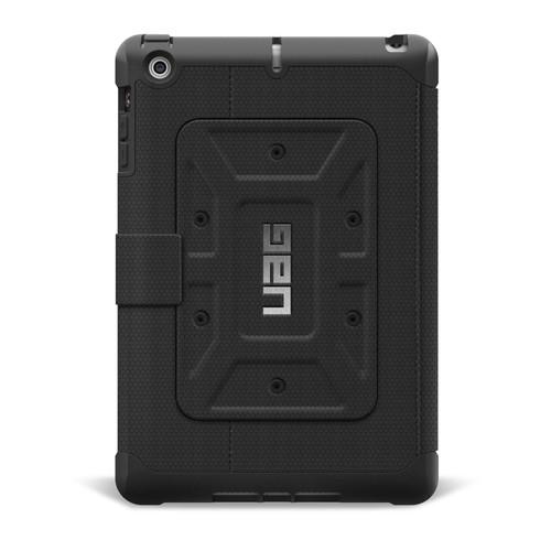 Urban Armor Gear Scout Folio Case for iPad mini 1/2/3 (Black)