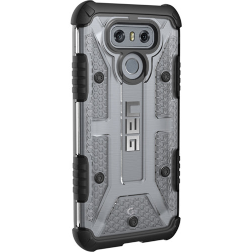 Urban Armor Gear Plasma Case for LG G6 (Ice)