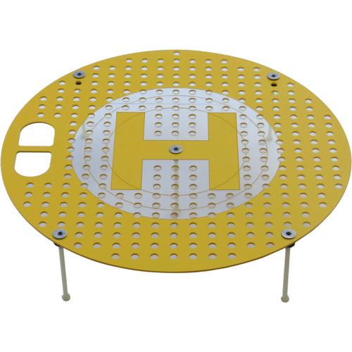 "UAV BITS 20"" Landing Platform for Multi-Rotor Aircraft (Yellow)"