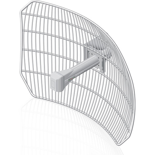 Ubiquiti Networks airGrid M2 HP 2.4 GHz High-Performance Integrated InnerFeed Antenna (20 dBi)