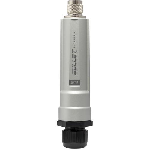 Ubiquiti Networks BM2-Ti Bullet Titanium Zero-Variable Outdoor Wireless Radio