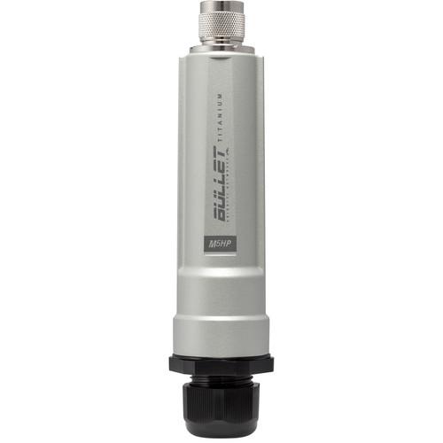 Ubiquiti Networks BM5-Ti Bullet Titanium Zero-Variable Outdoor Wireless Radio