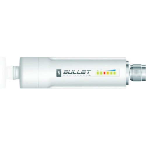 Ubiquiti Networks BULLETM2-HP BULLET M AirMax 2.4 GHz Zero-Variable Weatherproof Outdoor Radio (28 dBm)