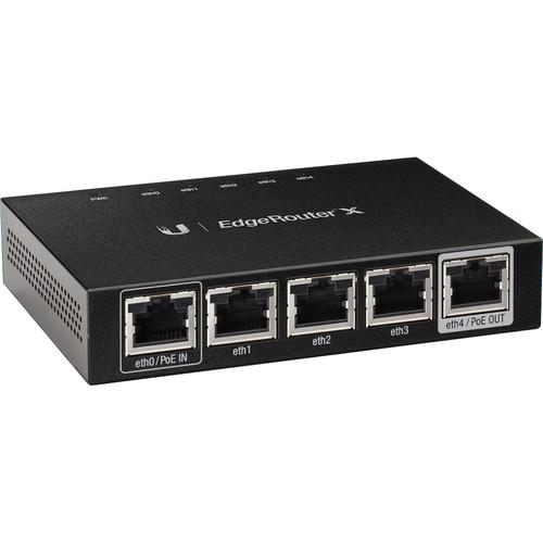Ubiquiti Networks ER-X EdgeRouter X