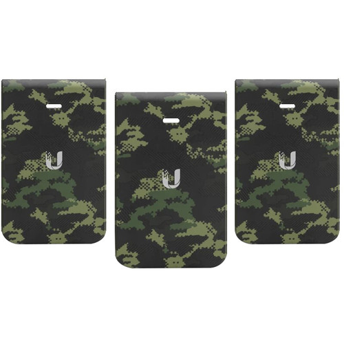 Ubiquiti Networks UniFi In-Wall HD Cover (Camo, 3-Pack)