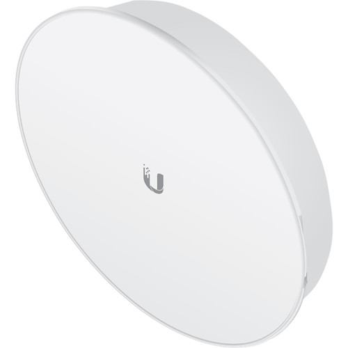 Ubiquiti Networks PBE-5AC-500-ISO-US 5 GHz airMAX ac Bridge with RF Isolated Reflector (2-Pack)
